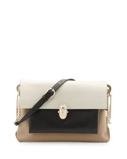 Christian Louboutin Scarab Medium Triple-Pocket Shoulder Bag