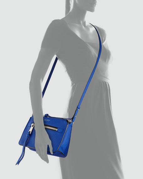 Big Apple Pochette Crossbody Bag, Royal