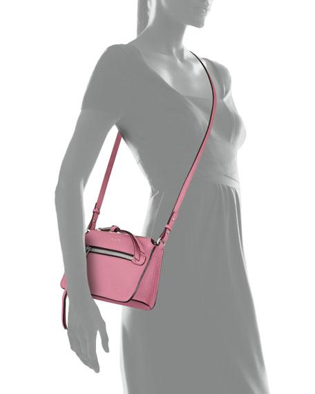 Big Apple Pochette Crossbody Bag, Pink