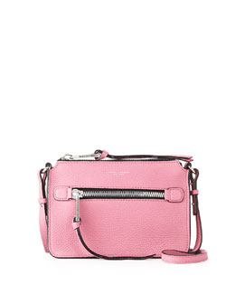 Marc Jacobs Big Apple Pochette Crossbody Bag, Pink