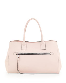 Marc Jacobs The Big Big Apple Tote Bag, Ivory