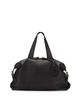 Reed Krakoff Mini Atlas Satchel Bag, Black
