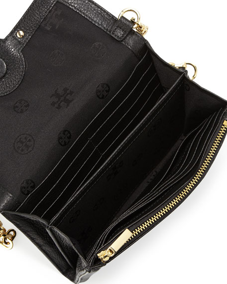 Amanda Wallet On A Chain, Black