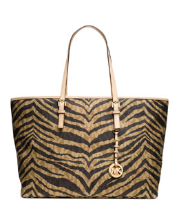 MICHAEL Michael Kors  Medium Jet Set Travel Multifunction Tote