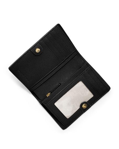 Medium Jet Set Travel Slim Wallet