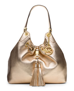 MICHAEL Michael Kors  Large Camden Drawstring Shoulder Tote