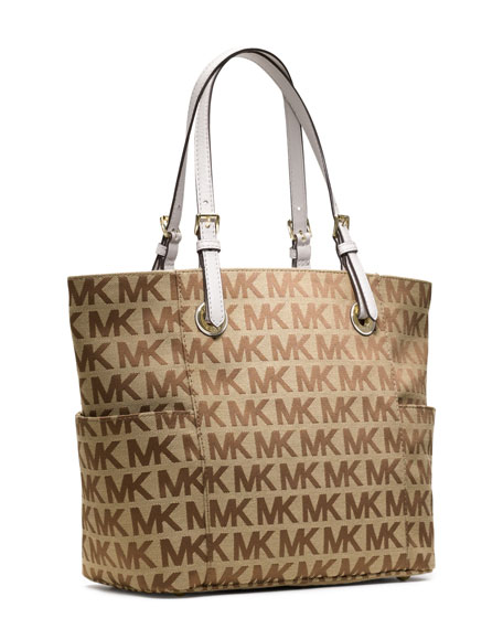 Jet Set Item Signature Tote