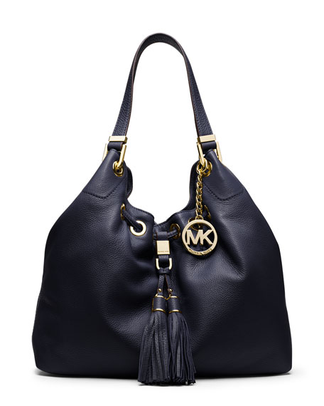 Large Middleton Drawstring Shoulder Tote