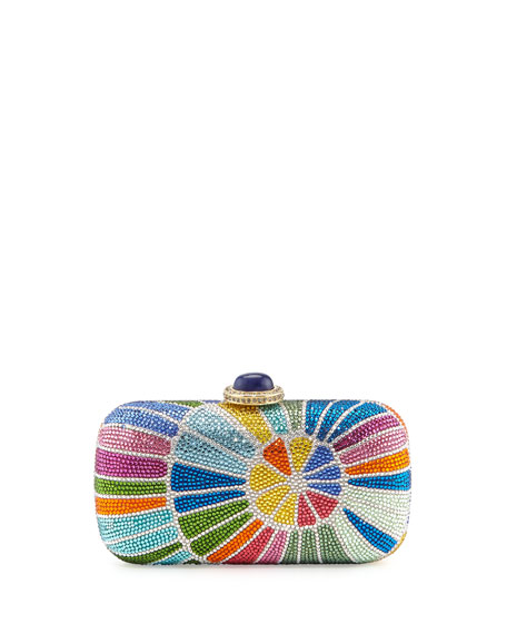 Spinnaker Crystal Clutch Bag