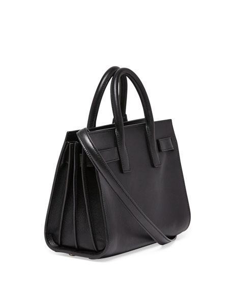 Sac de Jour Nano Crossbody Bag Black