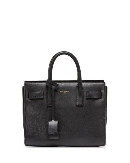 Sac de Jour Nano Crossbody Bag, Black