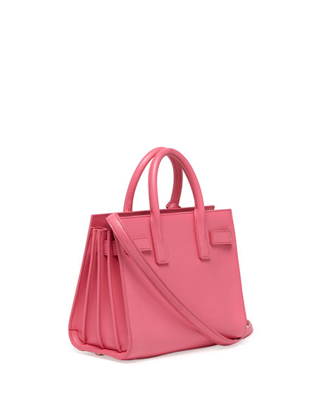 Sac de Jour Nano Crossbody Bag, Pink