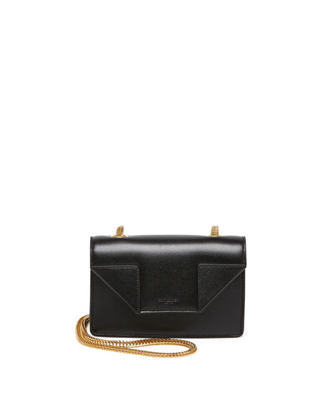 Betty Mini Crossbody Bag, Black