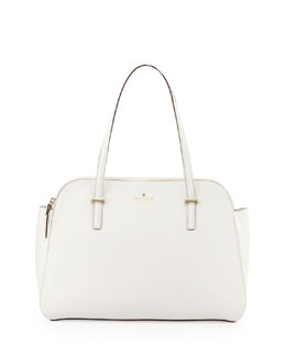 kate spade new york cedar street elissa tote bag, cream