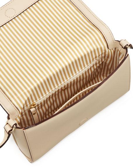 holly street rubie crossbody bag, ostrich egg