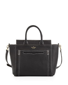 kate spade new york claremont drive marcella tote bag, black