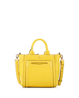 kate spade new york claremont drive small marcella tote bag, limoncello