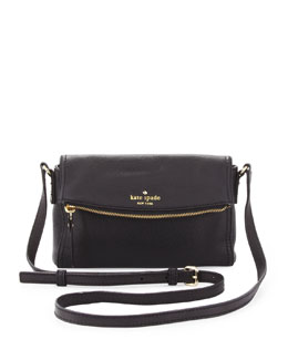 kate spade new york cobble hill carson crossbody bag, black