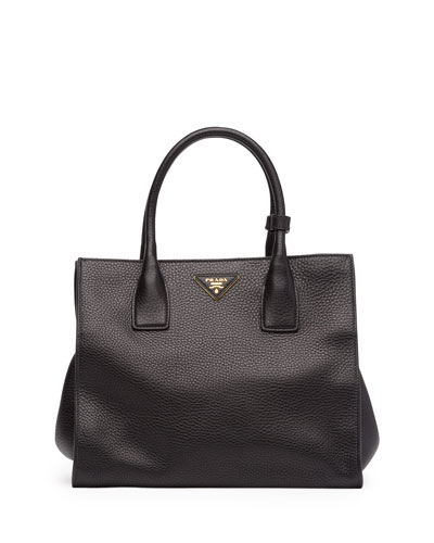 Daino Tote Bag, Black (Nero)