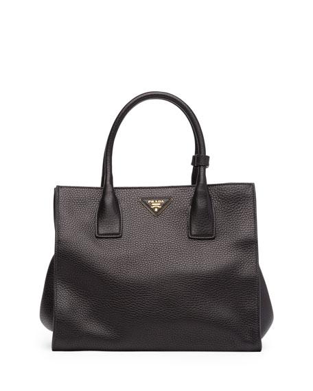 Daino Tote Bag, Black (Nero)