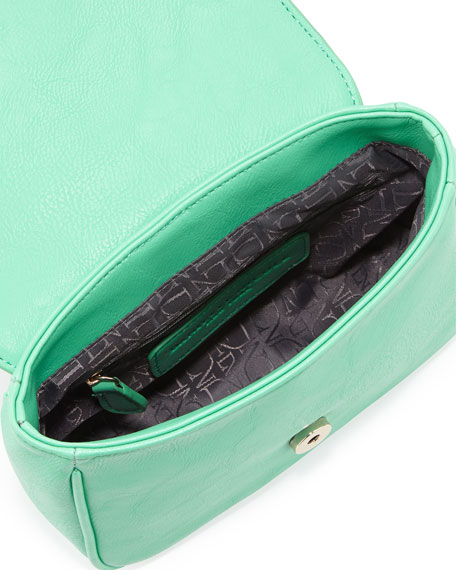 Cari Mint Crossbody Bag