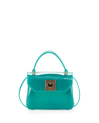 Candy Mini Crossbody Bag, Menta