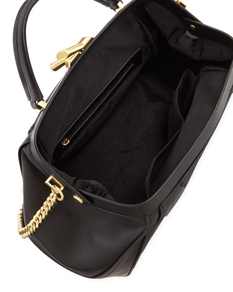 Zac Posen Daphne Tote-Handle Doctor Bag