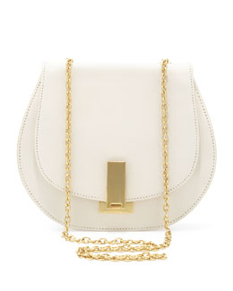 ZAC Zac Posen Loren Chain-Strap Shoulder Bag, Pearl
