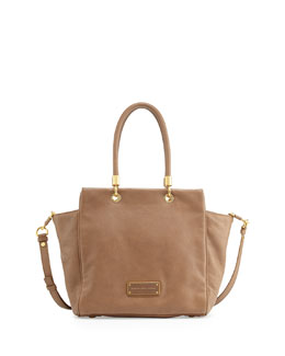 MARC by Marc Jacobs Too Hot to Handle Bentley Tote Bag, Praline
