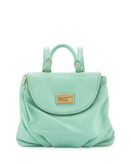 MARC by Marc Jacobs Classic Q Mariska Backpack, Minty