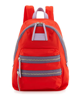 MARC by Marc Jacobs Domo Arigato Packrat Backpack, Strawberry