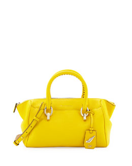 Diane von Furstenberg Sutra Small Duffel Bag, Canary Yellow