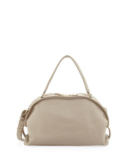 See by Chloe Bluebell Domed Satchel Bag, Pebble