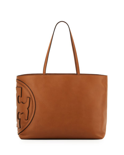 All T East-West Tote Bag, Bark