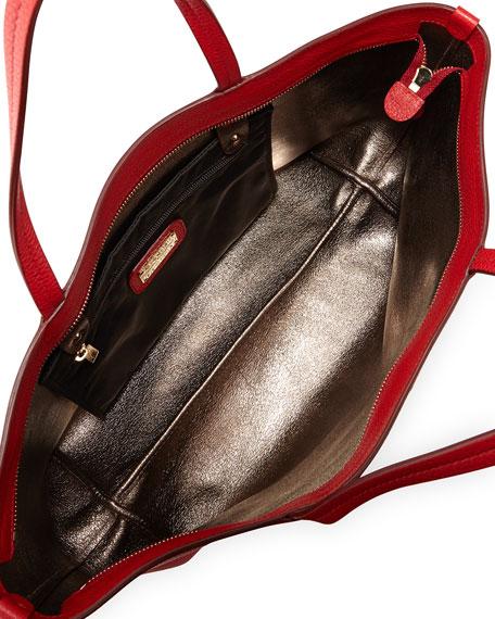 New Icona Bice Tote Bag, Rosso