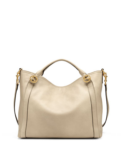 Gucci Miss GG Medium Tote Bag, Beige