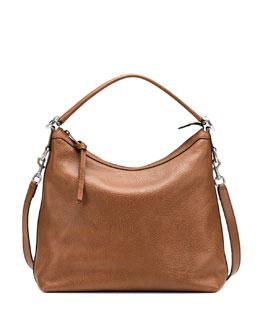Gucci Miss GG Small Hobo Bag, Tan