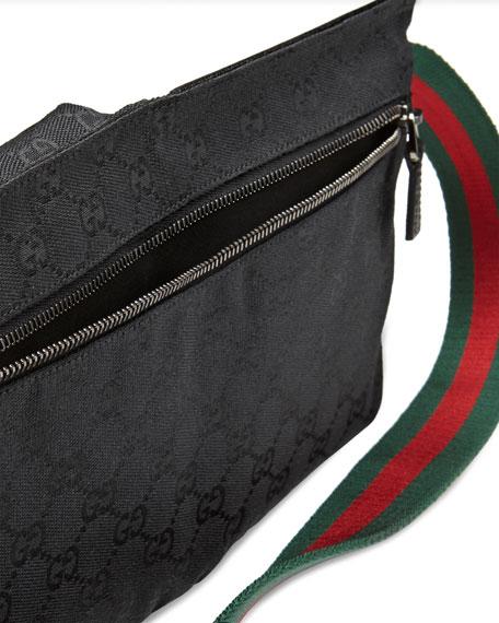0069beac80c7 Gucci Original GG Canvas Belt Bag, Black