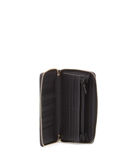 8fd2d51f1dd4 Gucci Soho Travel Zip Around Wallet | Stanford Center for ...