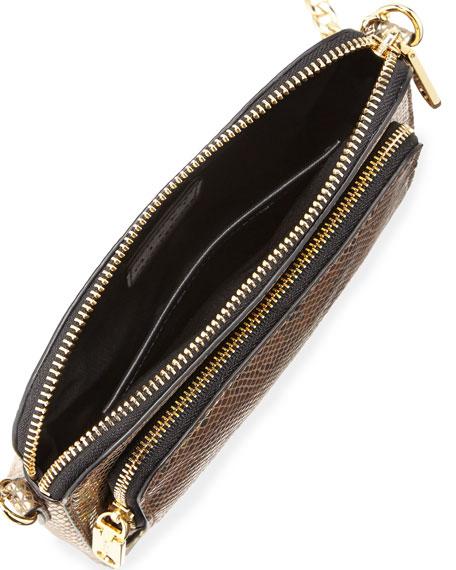 El Dorado Smart Phone Mini Bag, Gold