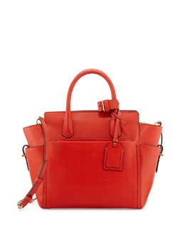 Reed Krakoff Atlantique Mini Tote Bag, Orange