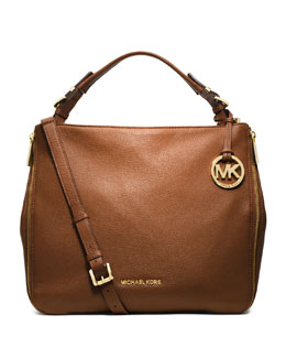 MICHAEL Michael Kors  Large Essex Convertible Shoulder Bag
