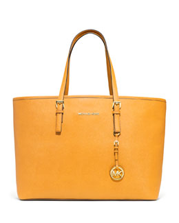 MICHAEL Michael Kors  Medium Jet Set Multifunction Travel Tote