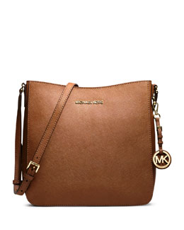 MICHAEL Michael Kors  Large Jet Set Travel Messenger