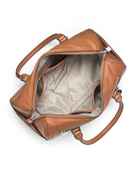 Large Sophie Top-Zip Satchel