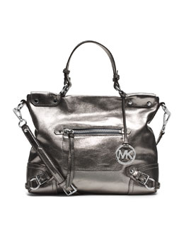 MICHAEL Michael Kors  Medium Fallon Satchel