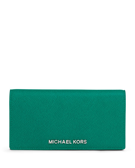 Large Jet Set Slim Travel Wallet