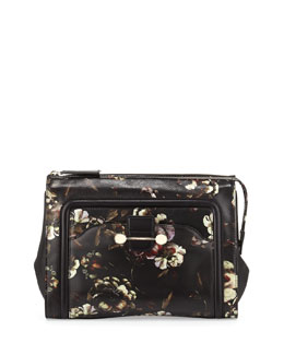 Jason Wu Daphne Floral-Print Clutch Bag, Multi