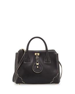 Jason Wu Jourdan 2 Petite Tote Bag, Black