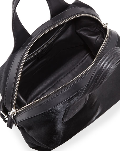 0948d19b32 Givenchy Nightingale Medium Leather Satchel Bag